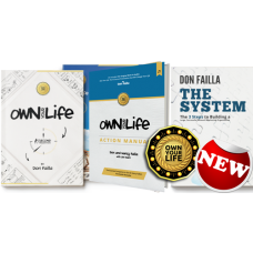 Full Pack Own Your Life 2016 version