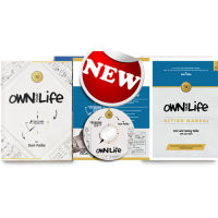 Own Your Life Action Manual Pack with bonus Free CDs