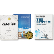The Complete Package including 2014 edition Own Your Life